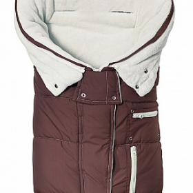AL2274C Altabebe Зимний конверт Clima Guard, brown/whitewash