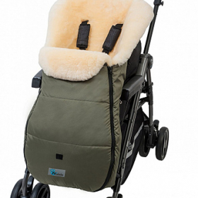 MT2450-LP Altabebe Зимний конверт North Cape Stroller, beige